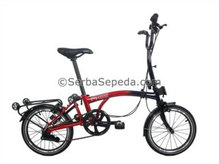 Sepeda Element Pikes 3 Speed Pompa (1)