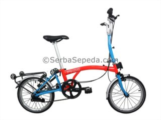 Sepeda Element Pikes 5 Speed 16 (1)