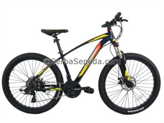 Pacific Crosser XT 001 26 hitam