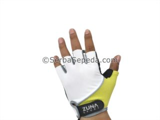 Sarung Tangan Zuna Half Finger Ladies Classic Simple (4)