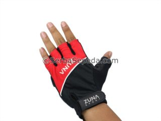 Sarung Tangan Zuna Half Finger Men Classic Simple (3)