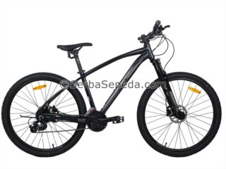 Sepeda Thrill 27.5 Cleave 1 2020 hitam