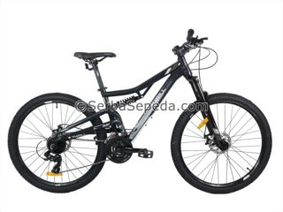 Sepeda Thrill Oust 3 T120 2020 new