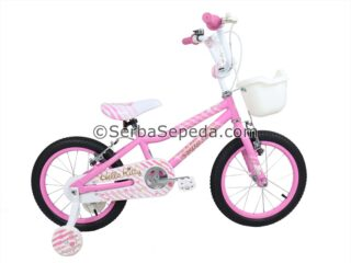 Sepeda Polygon Hello Kitty 16 New Design