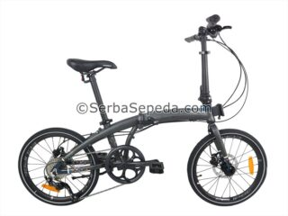 Sepeda Element Ecosmo 9 Speed Jamselinas (1)