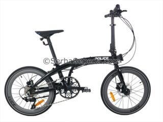 Sepeda Element Ecosmo Police 11 Speed