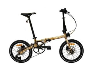 Sepeda Element Troy 10 Speed Chrome Edition 16