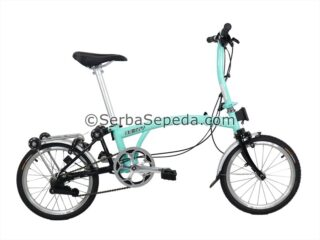 Sepeda 3sixty M3S Cotton Turquoise 16